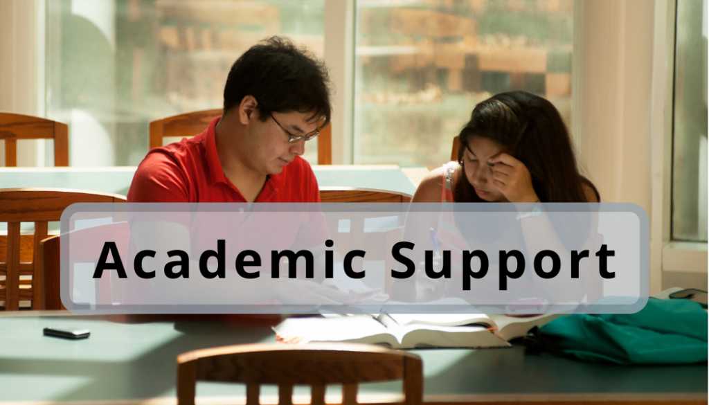 Link to Academic Support