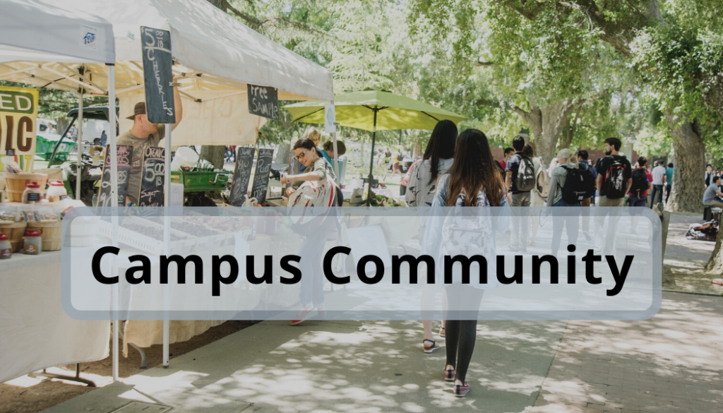 Link to campus community